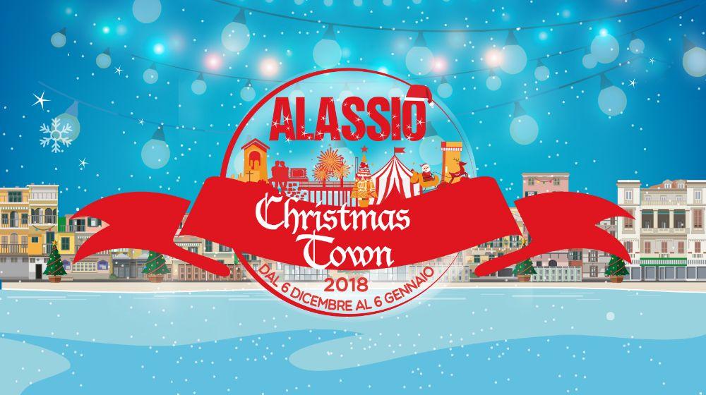 Alassio Christmas Town 2018