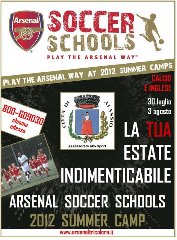 Arsenal Soccer Schools