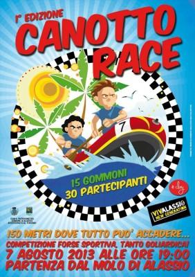 #canottorace