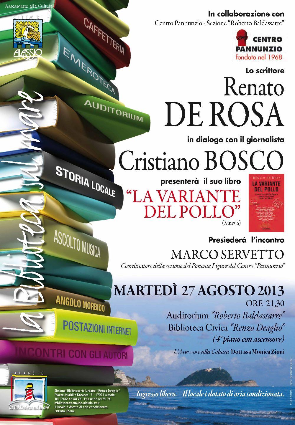 locandina De Rosa-email