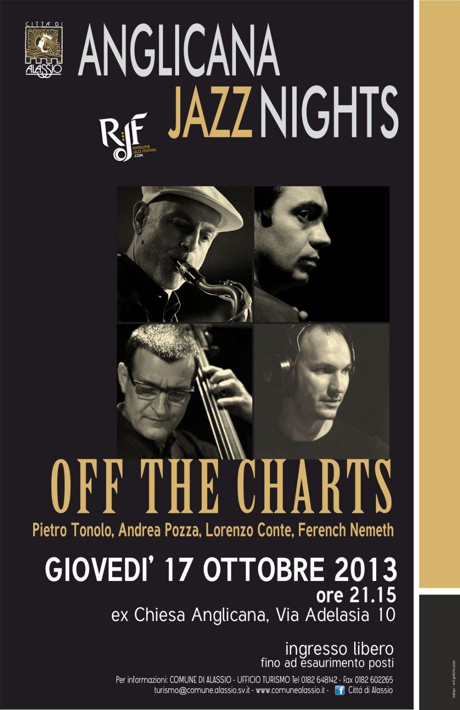 alassio - locandina jazz nights OffTheCharts