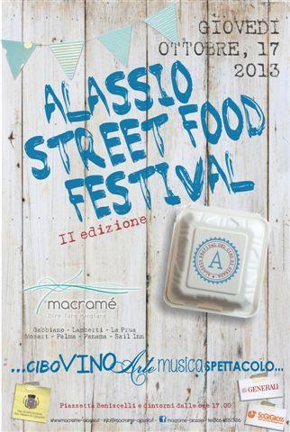 alassio street food - 2013 DEF