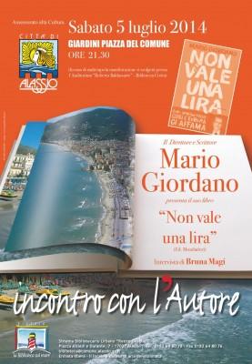 Locandina Mario Giordano