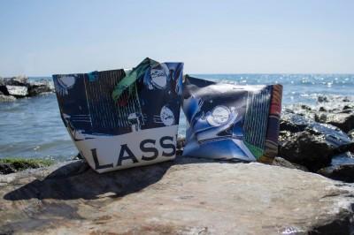 Le borse da spiaggia made in Alassio