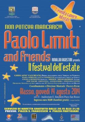 Paolo Limiti & Friends locandina