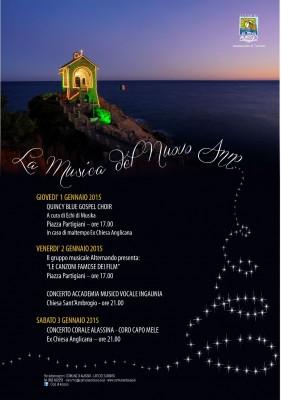 La Musica del Nuovo Anno