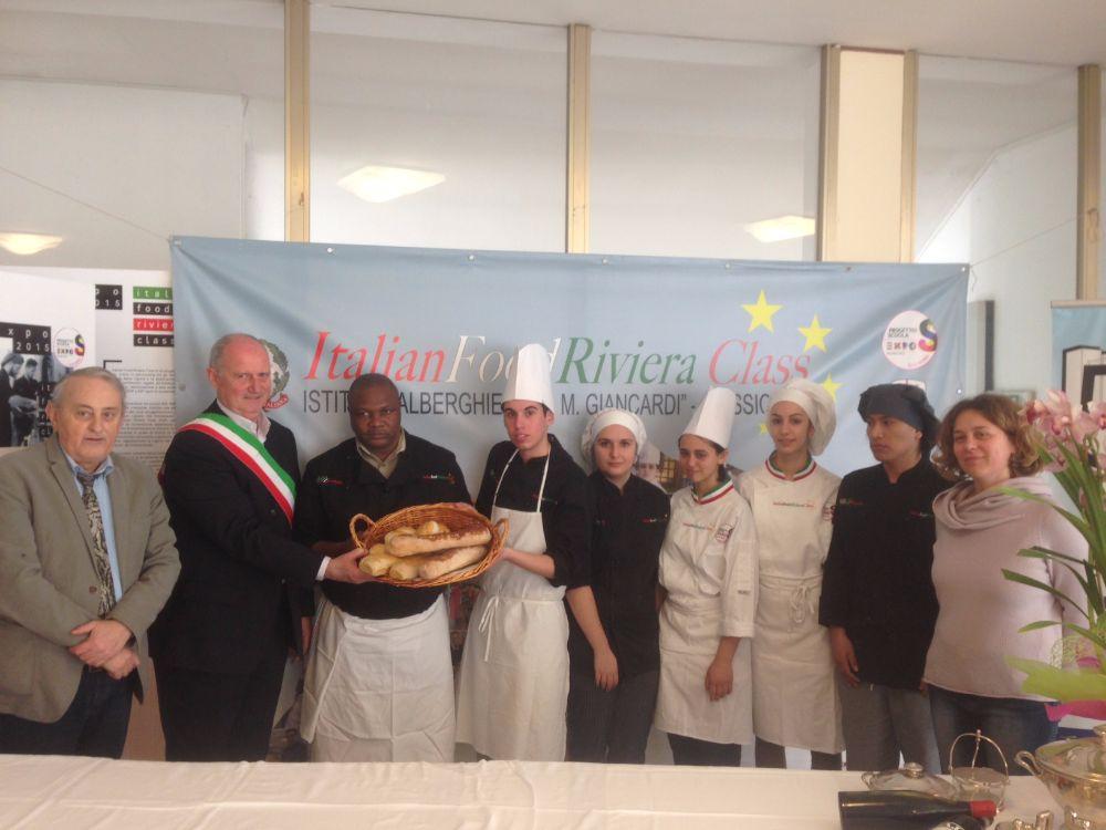 Alassio e Zimbabwe si incontrano in cucina