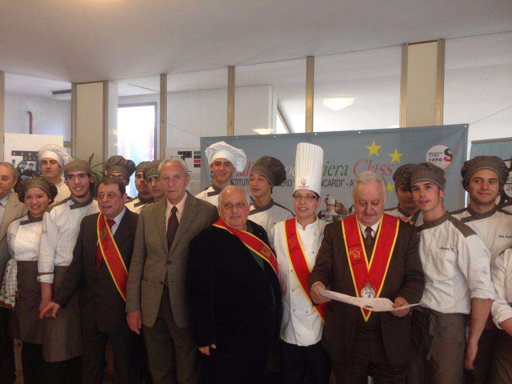 Il VI Memorial Bartolomeo Marchiano diventa internazionale con la regia dei Discepoli di Auguste Escoffier