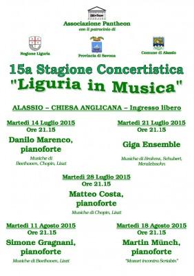 Liguria in Musica