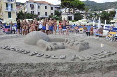Castelli di Sabbia Primo Premio