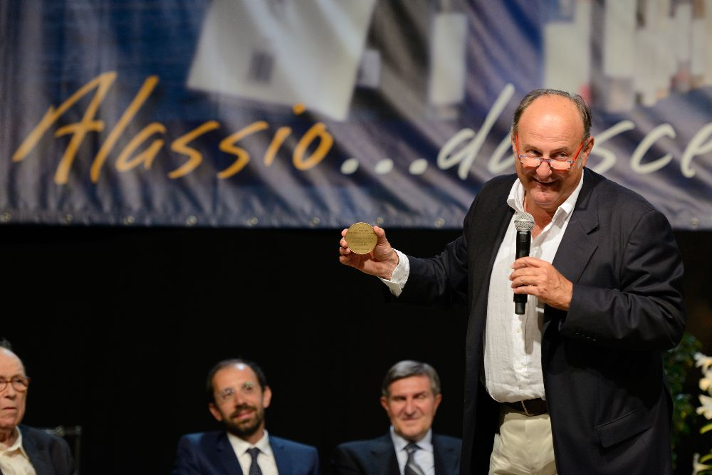 La scrittrice Donatella Di Pietrantonio vince il premio Alassio Centolibri – Un Autore per l'Europa 2017