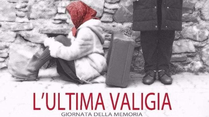 """""""L'Ultima Valigia"""", Alassio celebra la Giornata della Memoria"""