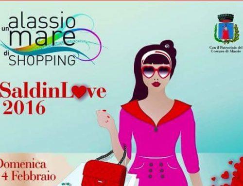 """San Valentino, il consorzio Alassio Un Mare di Shopping lancia """"SaldinLove"""""""