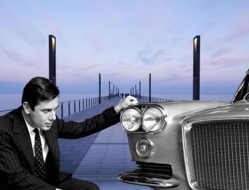 Ad Alassio il Concours d'Elégance in omaggio a Sergio Pininfarina