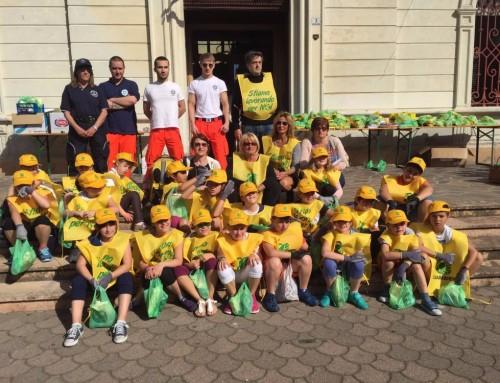 """Oltre 160 alunni hanno partecipato al progetto """"Spiagge e Fondali Puliti"""""""