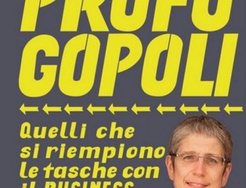 """Mario Giordano ad Alassio per presentare """"Profugopoli"""""""