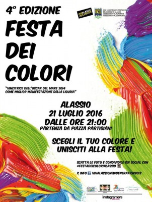 Festa dei colori 2016