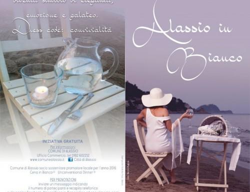 Alassio in Bianco, tutto pronto per la IV edizione