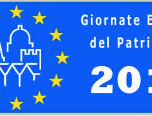 La Città di Alassio aderisce alle Giornate Europee del Patrimonio 2016