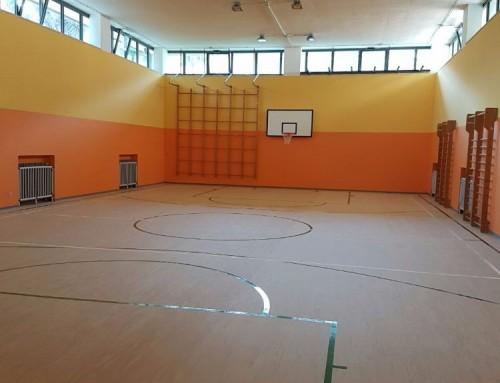 Terminato il restyling del plesso scolastico di via Neghelli