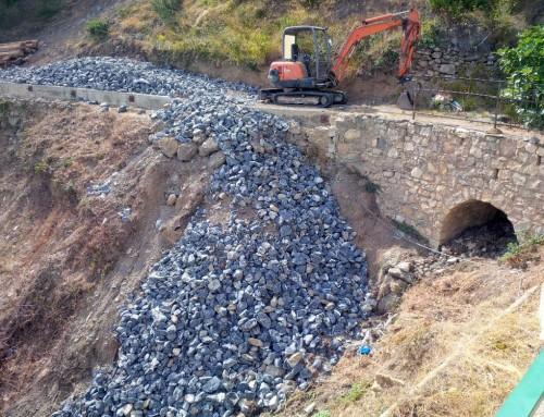 Al via i lavori di pulizia del Rio Giarinin e delle caditoie cittadine