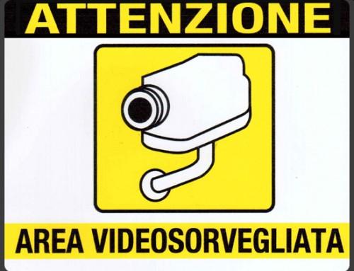 Attivo il sistema di videosorveglianza varco ZTL in via Cavour