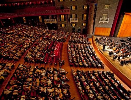 """L'orchestra del """"Carlo Felice"""" nella ex Chiesa Anglicana"""
