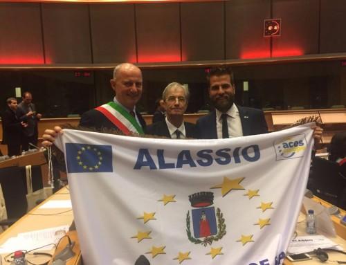 Città Europea dello Sport 2017, Alassio premiata al Parlamento Europeo di Bruxelles