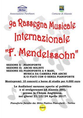 Rassegna Mendelssohn