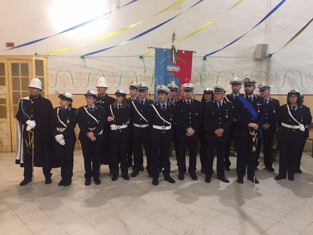 Alassio celebra San Sebastiano, patrono della Polizia Municipale