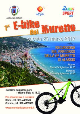 E-Bike del Muretto