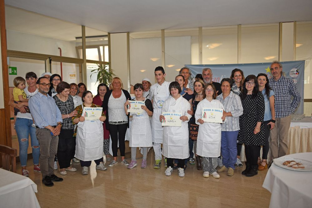 Cook & Smile all'Alberghiero con gli special chef