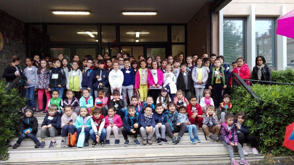 """Alassio ha ospitato la fase finale dei giochi di logistica e matematica """"Gioia Mathesis"""""""