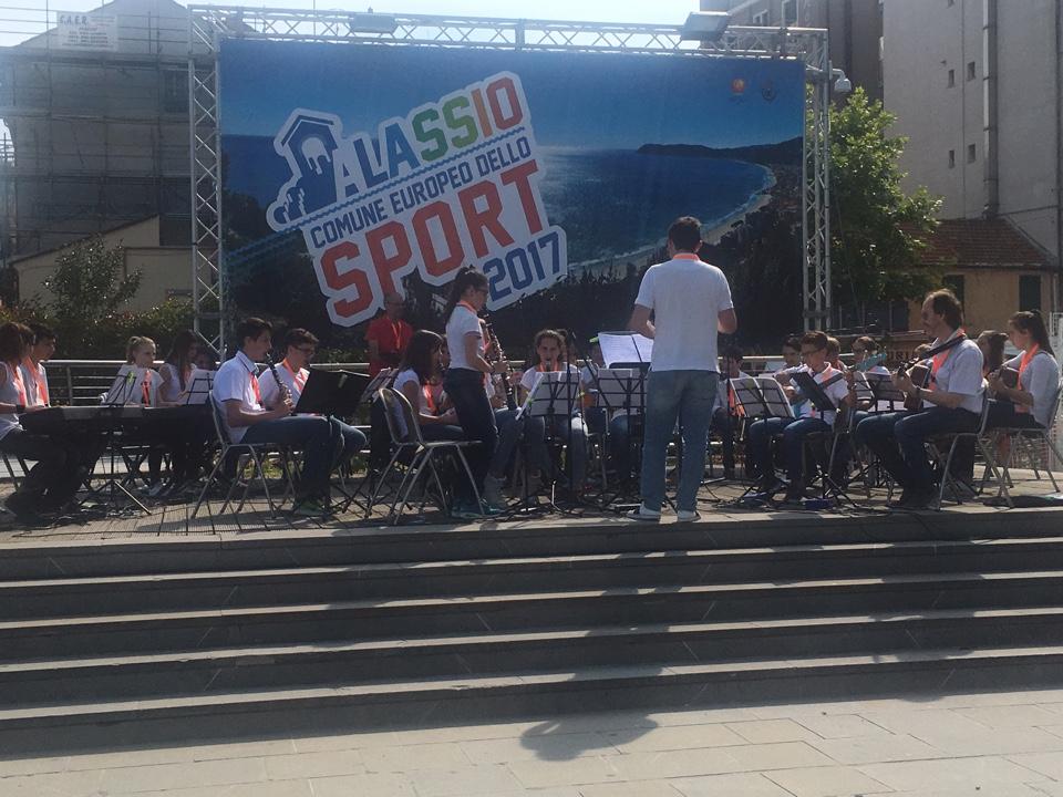 INMUSICALASSIO 2017, 350 ragazzi dalle orchestre di Liguria e Basso Piemonte
