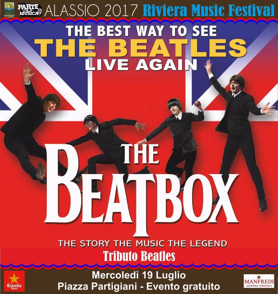 Ad Alassio arriva il tributo ai Beatles