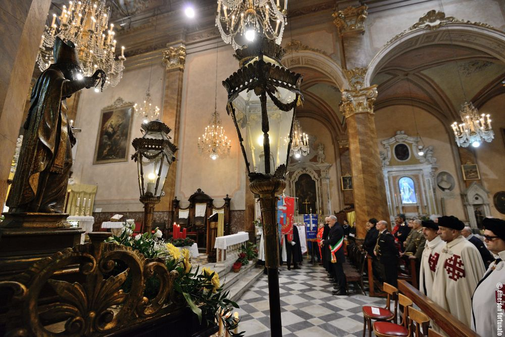 Alassio si prepara a celebrare Sant'Ambrogio, Patrono della Città
