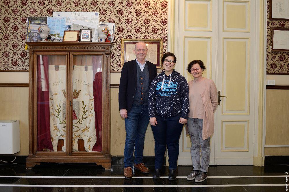 Lo Zonta Club Alassio – Albenga festeggia la Giornata della Donna con Chiara Buffa, imprenditrice delle zone terremotate