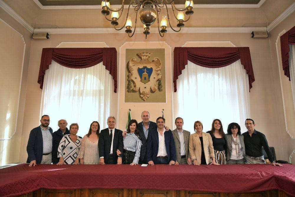 Marco Melgrati è il nuovo sindaco della Città di Alassio
