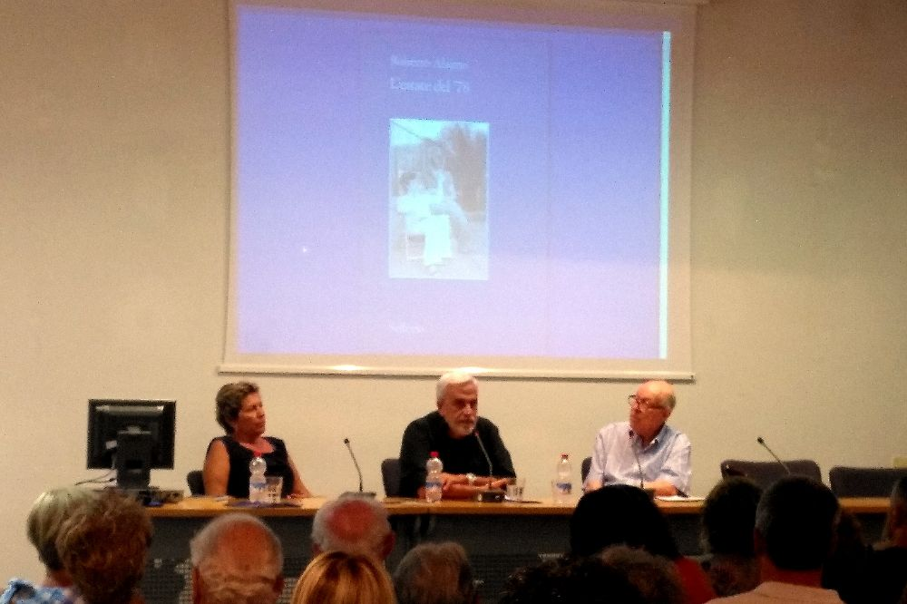 Alassio 100 Libri: dopo Roberto Alajmo, arriva Cristina Comencini