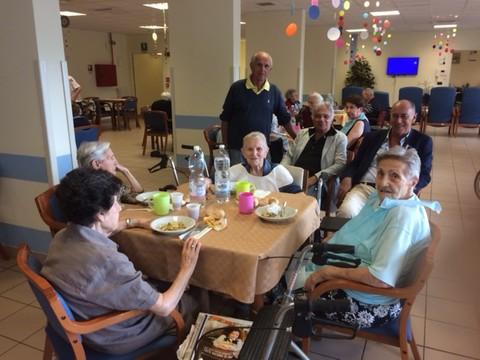 Blitz a sorpresa alla Residenza per Anziani