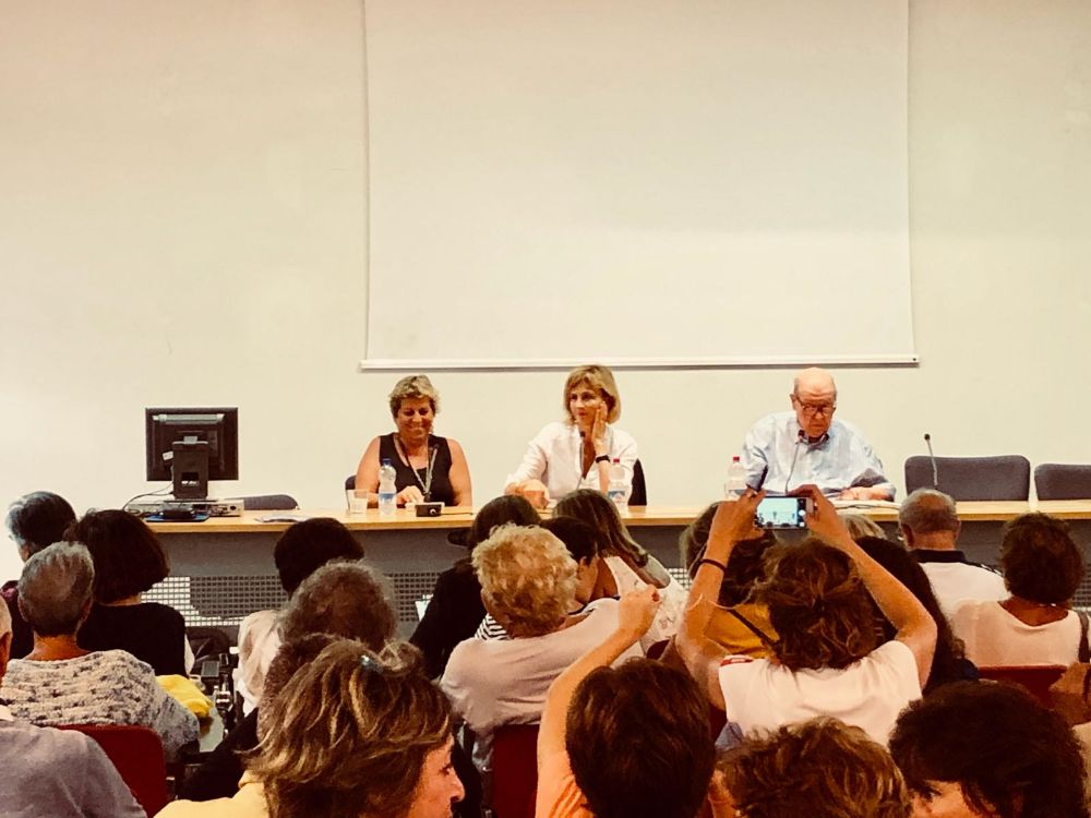 Cristina Comenicini alla Deaglio: dalla letteratura al cinema