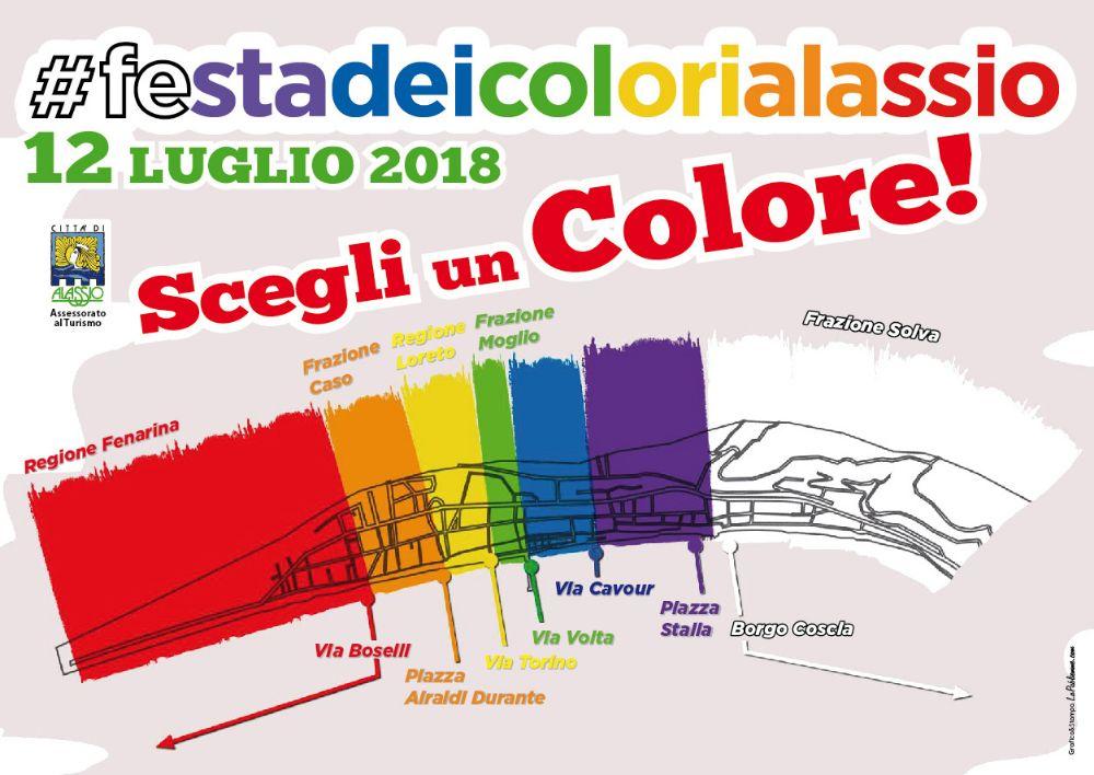 """""""#FestadeiColoriAlassio"""": ci siamo!"""