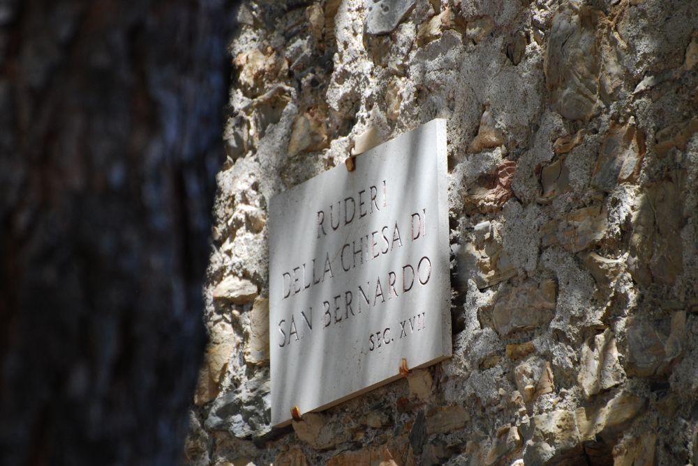San Bernardo: la festa e i restauri