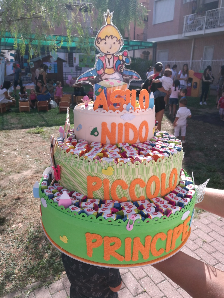 Grande festa di fine anno al Piccolo Principe