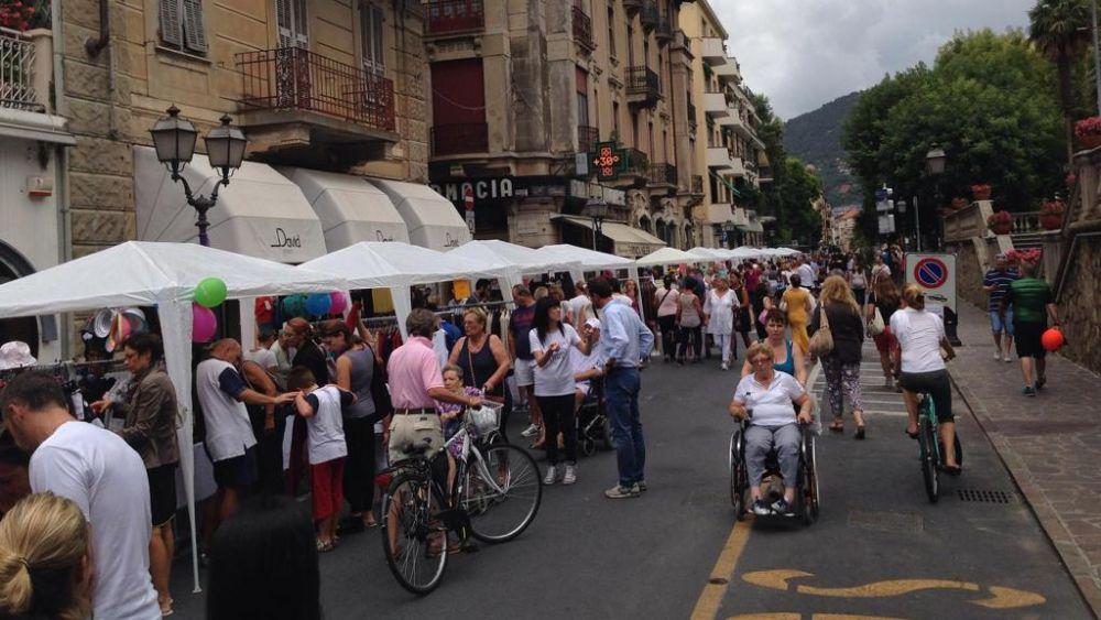 Torna Saldinbanco ispirato ai fiori della Riviera