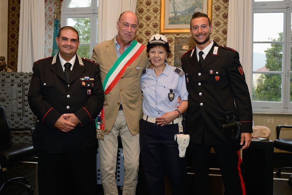 Vittorio Iermano: il carabiniere campione