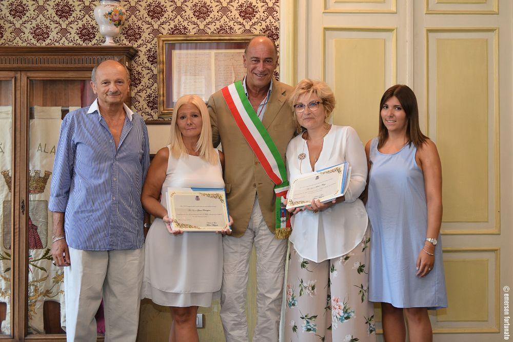 Monica Maggi e Laura Battagliero: cinquant'anni di Alassio