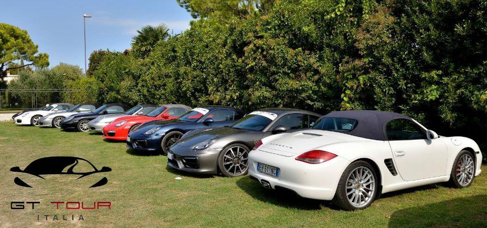 Con il GT Tour Italia Alassio Coast tornano le Porsche