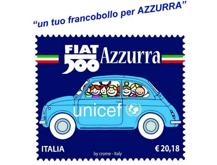 """Annullata mostra """"Un tuo francobollo per Azzurra"""""""