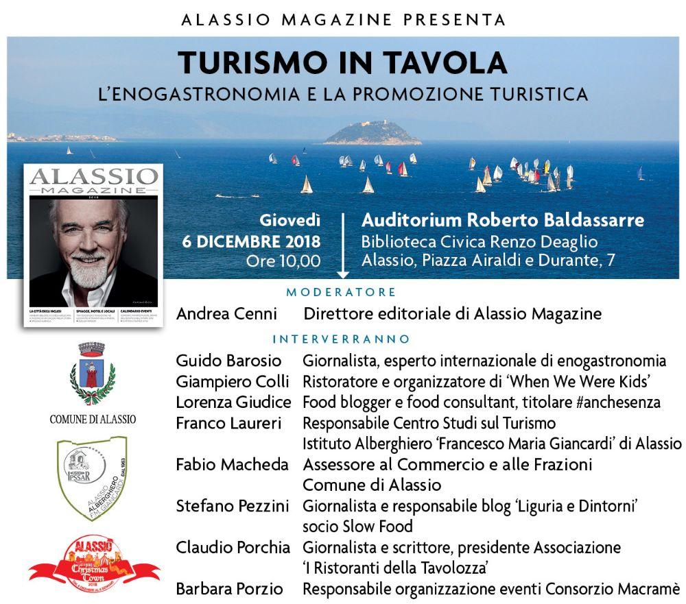 Turismo in Tavola